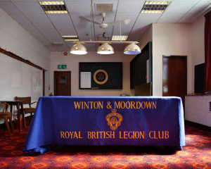 The Winton and Moordown Royal British Legion